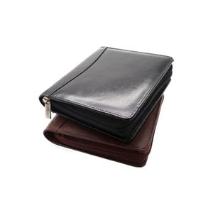 Girologio 12 Pen Leather Zippered Case