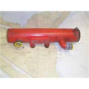 Boaters' Resale Shop Of Tx 1509 2774.01 PERKINS 4-108 HEAT EXCHANGER ASSEMBLY