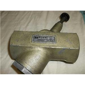 "USED ROSS 1968B2007 FLOW CONTROL VALVE 1"" 0.3-10 bar"