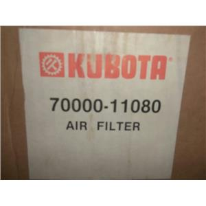 NEW KUBOTA 70000-11080 AIR FILTER