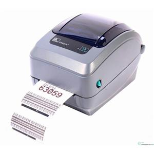 Zebra GK420t GK42-102211-000 Thermal Barcode Label Printer (Network/USB) 203DPI