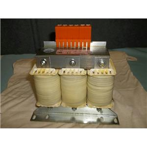 Used KEB DDUR2541 Line Reactor 16.DR.B08-7341 500V 50 Hz