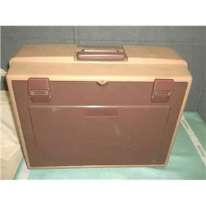 Misc. Electrical Supplies in 6 Drawer Carry Case