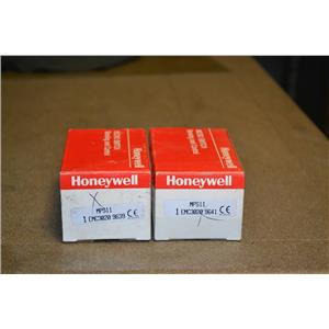 (Lot of 2) Honeywell MPS11 Solid State Relay, 92-132 VAC, 50/60 Hz, 1A