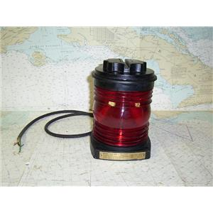 Boaters' Resale Shop Of Tx 1601 4120.03 PERKO 1130-RA RED ALL-ROUND NAV LIGHT