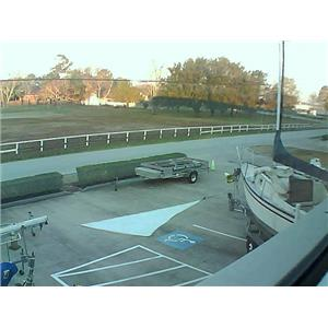 Boaters' Resale Shop of Tx 1512 1440.91 H O Jib w 20-2 luff By Bludworth