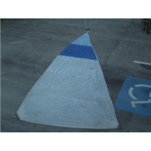 Boaters' Resale Shop of Tx 1512 2322.75 JIB FOR HOBIE 16 LUFF: 15-7 FOOT:5-4