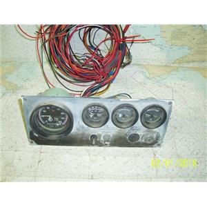 Boaters' Resale Shop Of Tx 1601 2440.01 CATALINA YACHTS ENGINE CONTROL PANEL