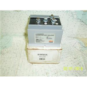 Boaters Resale Shop Of Tx 1601 2451.02 CHARLES 93-BI70/3-A BATTERY ISOLATOR-70A