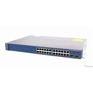Cisco WS-C3560V2-24TS-S Catalyst 3560V2 24-Port 10/100 2 Gigabit SFP Switch