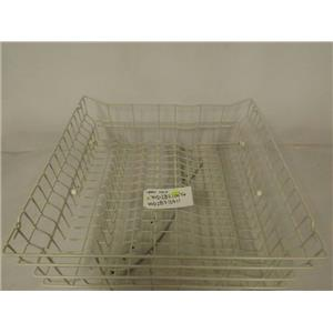 GENERAL ELECTRIC DISHWASHER WD28X10076 WD28X10411 UPPER RACK USED