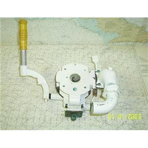 Boaters' Resale Shop Of Tx 1307 0101.28 GROCO TYPE EB BRONZE HEAD PUMP & HANDLE