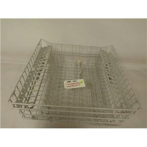GENERAL ELECTRIC DISHWASHER WD28X10154 WD28X10411 UPPER RACK USED