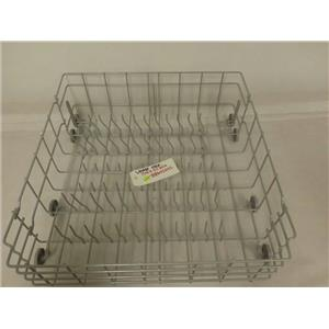 FRIGIDAIRE DISHWASHER 154432604 808602402 LOWER RACK USED