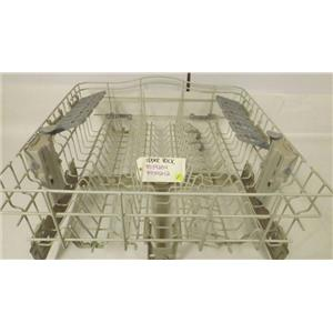 KENMORE DISHWASHER 8539204 8539242 UPPER RACK USED
