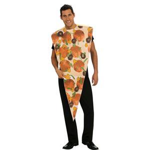 Pizza Slice of Heaven Adult Costume Standard Size