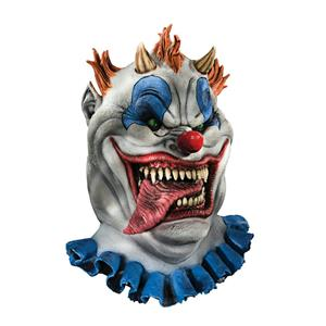 Deluxe Fatzo The Clown Adult Costume Mask