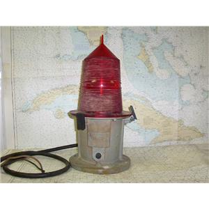 Boaters' Resale Shop Of Tx 1602 0552.01 MAXLUMINA MODEL ML-155 MARINE LANTERN