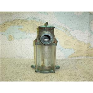 Boaters' Resale Shop Of Tx 1602 0557.07 WHITE FUEL & WATER SEPARATOR FILTER