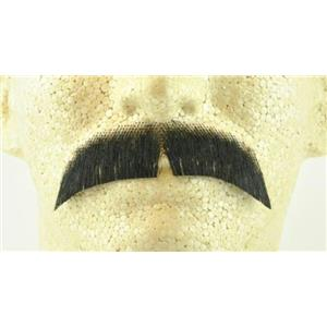 Black 100% Human Hair Hippie Bandit 70s Basic Character Mustache 2015