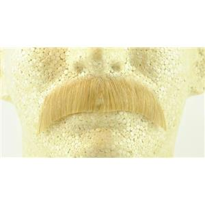 Blonde 100% Human Hair Hippie Bandit 70s Basic Character Mustache 2015