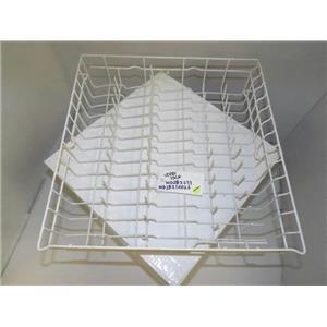 GENERAL ELECTRIC DISHWASHER WD28X277 WD28X10022 UPPER RACK USED