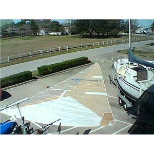 Doyle RF Jib w  luff 57-6 Foot 24-6 from Boaters' Resale Shop of Tx 1602 2042.92