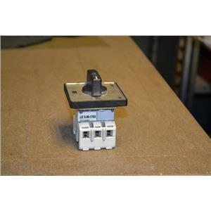 Sprecher Schuh LE 3-20-1753 Switch, 25A, 600V