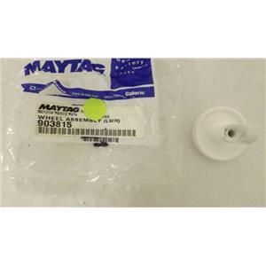 MAYTAG WHIRLPOOL DISHWASHER 903815 WHEEL NEW