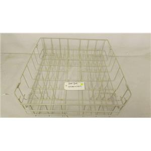 GENERAL ELECTRIC DISHWASHER  WD28X0305 LOWER RACK USED