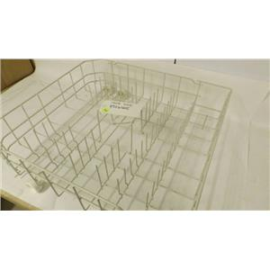 KENMORE HOTPOINT GE DISHWASHER PS261205 WD28X10284 WD28X10213 LOWER RACK USED