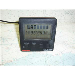 Boaters' Resale Shop of Tx 1305 1557.01 AUTOHELM NAVDATA DISPLAY Z146 ONLY