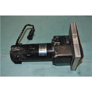 Leeson M1135112.00 DC Gear Motor, 165 RPM, 1/4HP, 90V, 70 lb.in Torque, 34 Frame