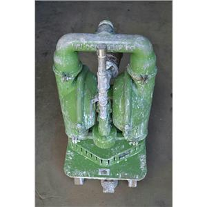 "Wilden M8 2"" Aluminum Diaphragm Pump"