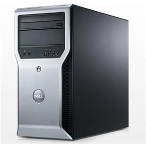 Dell Precision T1600, Intel Xeon, 3.4GHz E3-1270, 8 GB Ram, 500GB Hard drive