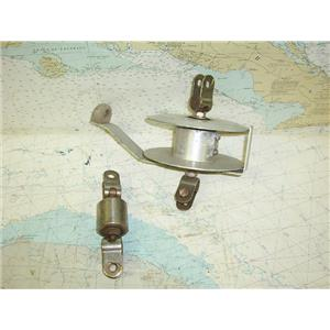 Boaters' Resale Shop of Tx 1602 1771.15 HOOD OLD STYLE FURLING COMPONENTS