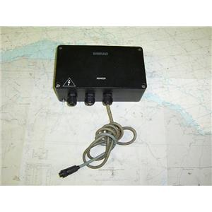Boaters' Resale Shop of Tx 1603 0246.07 SIMRAD RS4050 POWER SUPPLY BOX