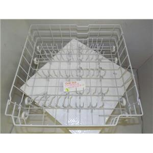 GENERAL ELECTRIC DISHWASHER WD28X10138 WD28X10078 LOWER RACK USED
