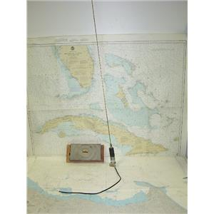 Boaters' Resale Shop of Tx 1305 1721.01 SKYMATE SATELITE COMMUNICATOR W/ ANTENNA