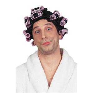 Forum Novelties Womens Adult Hair In Curlers Costume Wig