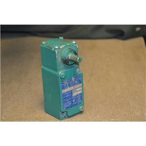 Telemecanique C4JK013 Rotary Limit Switch, 2NO 2NC, RB Denison Lox-Switch