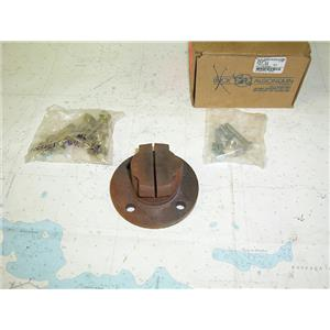 "Boaters' Resale Shop of Tx 1603 0270.05 SPLIT HUB FLANGE 50400YS100 4""X1"" BORE"