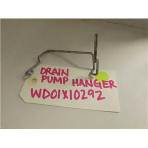 GENERAL ELECTIC DISHWASHER WD01X10292 DRAIN PUMP HANGER USED