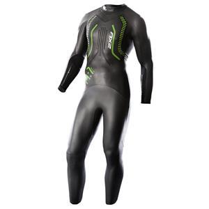 2XU A:1 ACTIVE Wetsuit Black/Green Medium