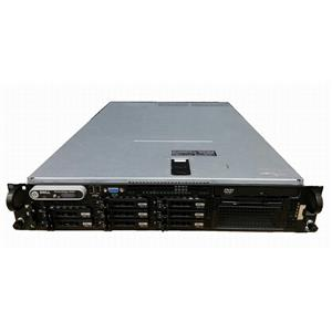 DELL PowerEdge 2950 64-bit 2xQuad-Core Xeon 3.16GHz 32GB RAM 8x146GB SAS RAID