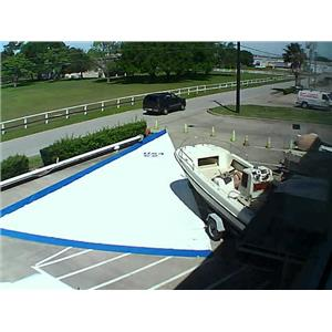 Doyle Sails RF Jib w Luff 60-0 from Boaters' Resale Shop of TX 1603 2051.94