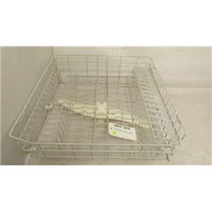 GENERAL ELECTRIC DISHWASHER WD28X10049 UPPER RACK USED