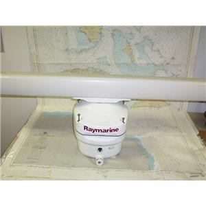 Boaters' Resale Shop of Tx 1512 1271.12 RAYMARINE M92655R 10KW RADAR ARRAY ONLY
