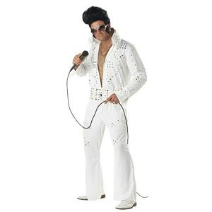 Rock Legend Adult Elvis Costume Size Large 42-44