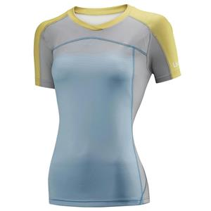 Giant Liv Passion Women's Jersey Blue/Grey/Yellow Medium